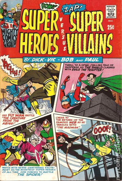 hero vs villian A super fun superhero vs villain murder mystery party for 8-12 heroes, ages 13+ for difficulty the story is set at a superhero sanctuary at a meeting with heroes and villains across the globe to discuss the capture of the recently escaped archenemy of humankind - the moon king.
