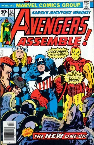 Avengers 1963 1st Series Comic Books