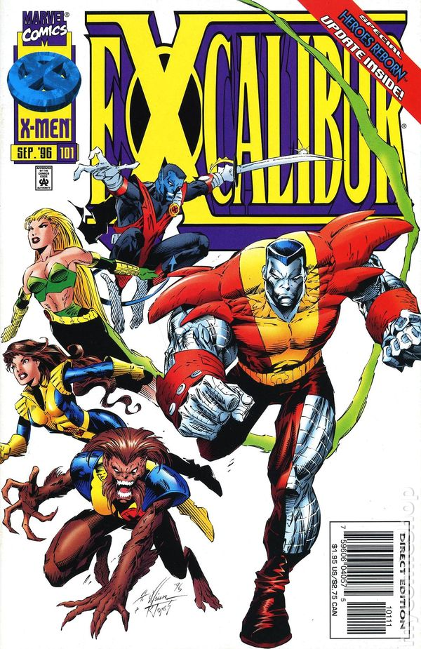 Excalibur (1988 1st Se...