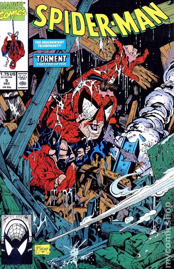 spider man 30th anniversary hologram comic book