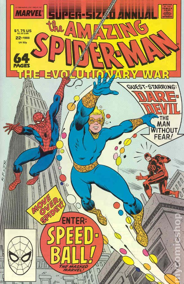 Amazing spider man 1963 1st series annual comic books for Uncle tom s cabin first edition value