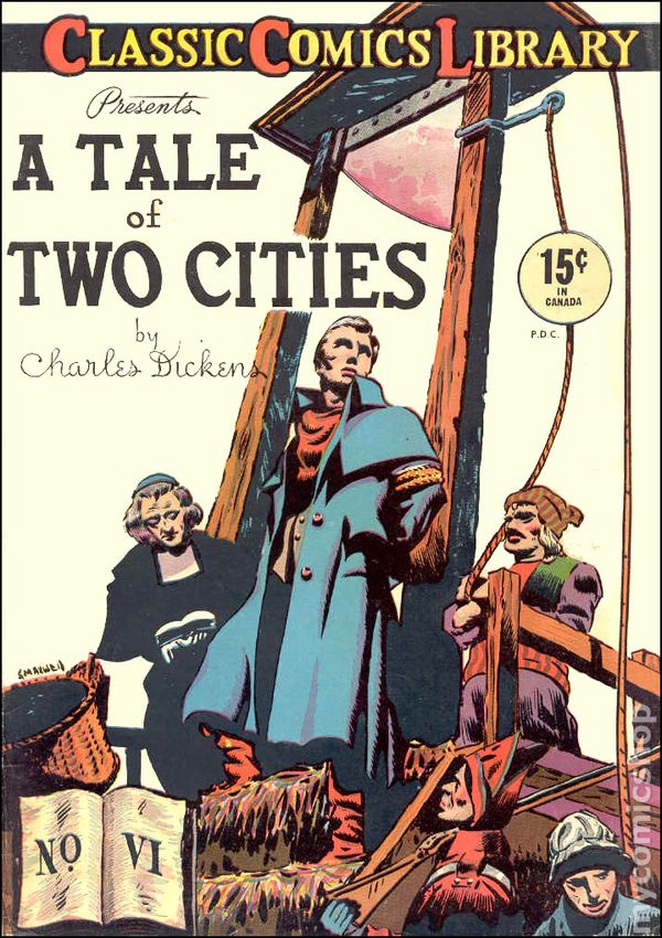 the themes of altruism and resurrection in a tale of two cities by charles dickens