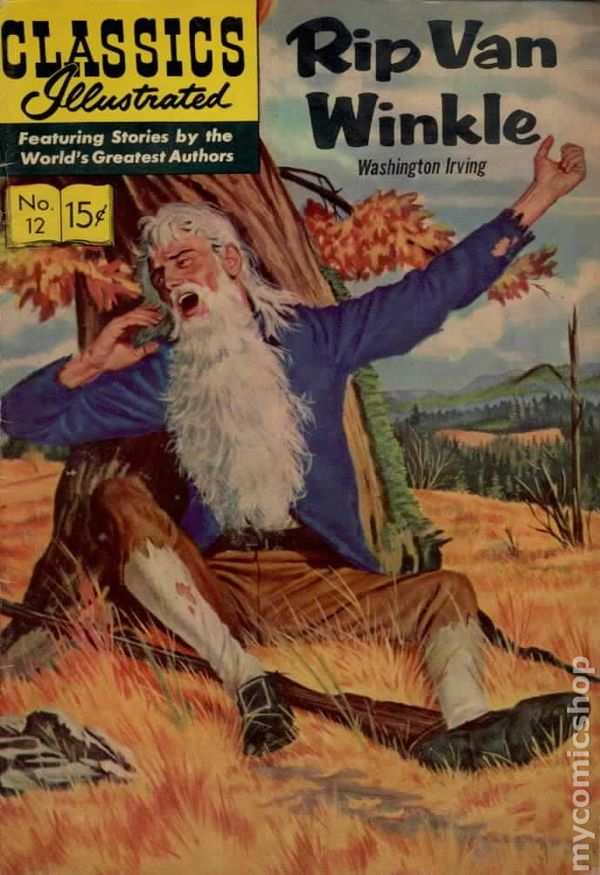 an analysis of washington irvings short story rip van winkle as an example of american mythology Allegory of american this website will help you to understand washington irving's brilliant 1819 short story, rip van winkle  dissecting washington irving.