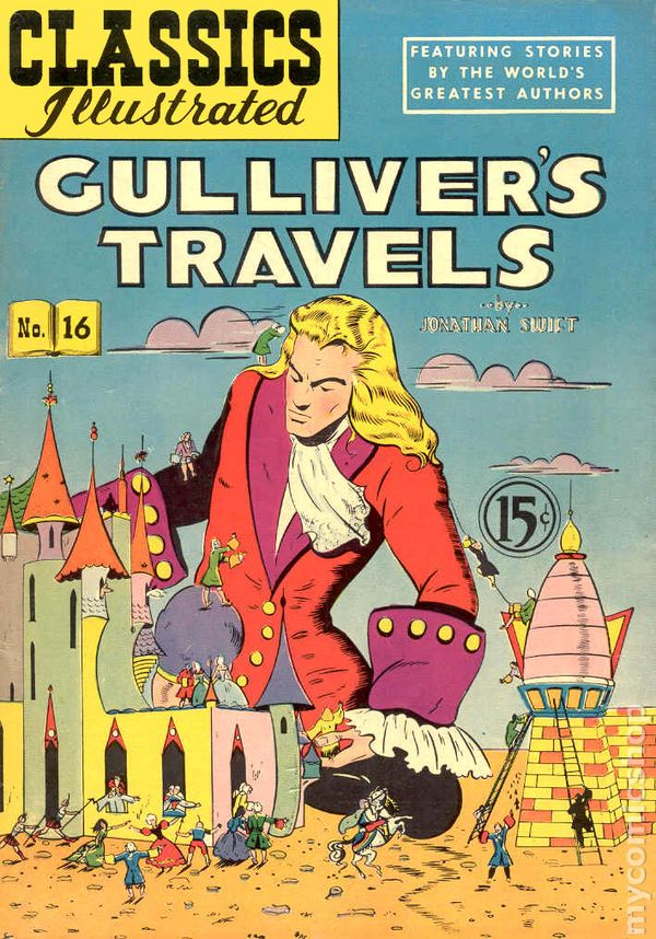 gullivers travels an altered perspective A summary of themes in jonathan swift's gulliver's travels learn exactly what happened in this chapter, scene, or section of gulliver's travels and what it means.