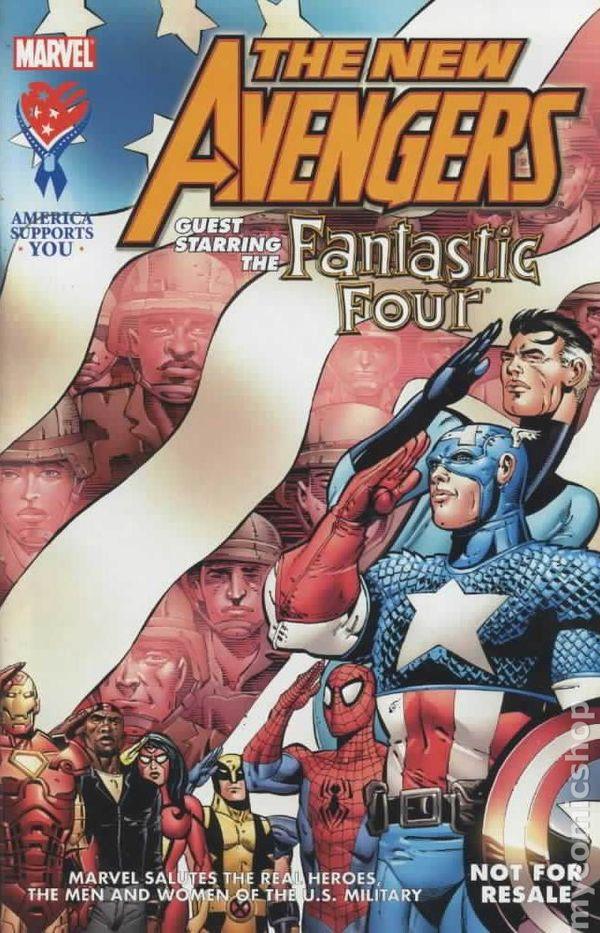 marvel comics 2005