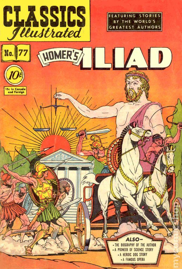 Paris: The Iliad