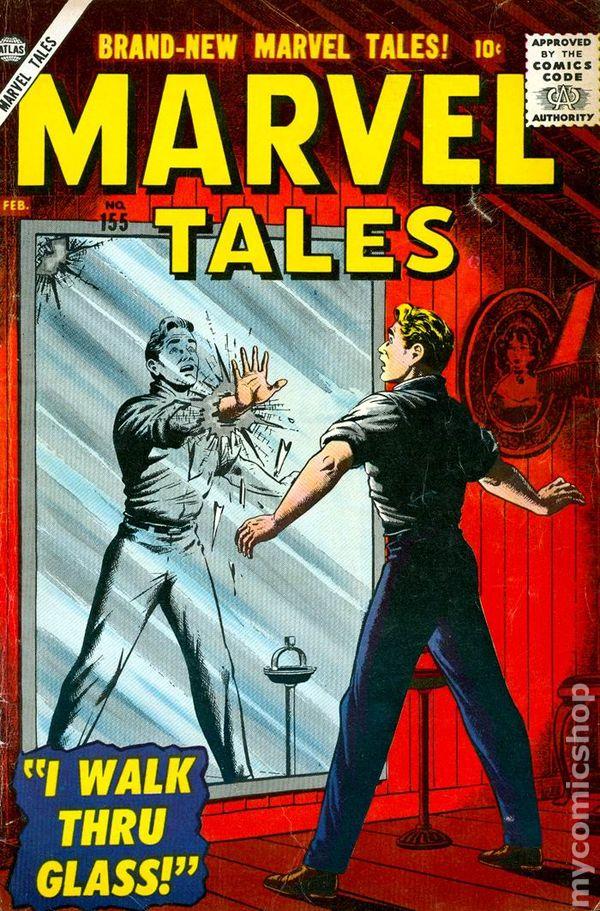 Marvel Tales 1949 Atlas Comic Books