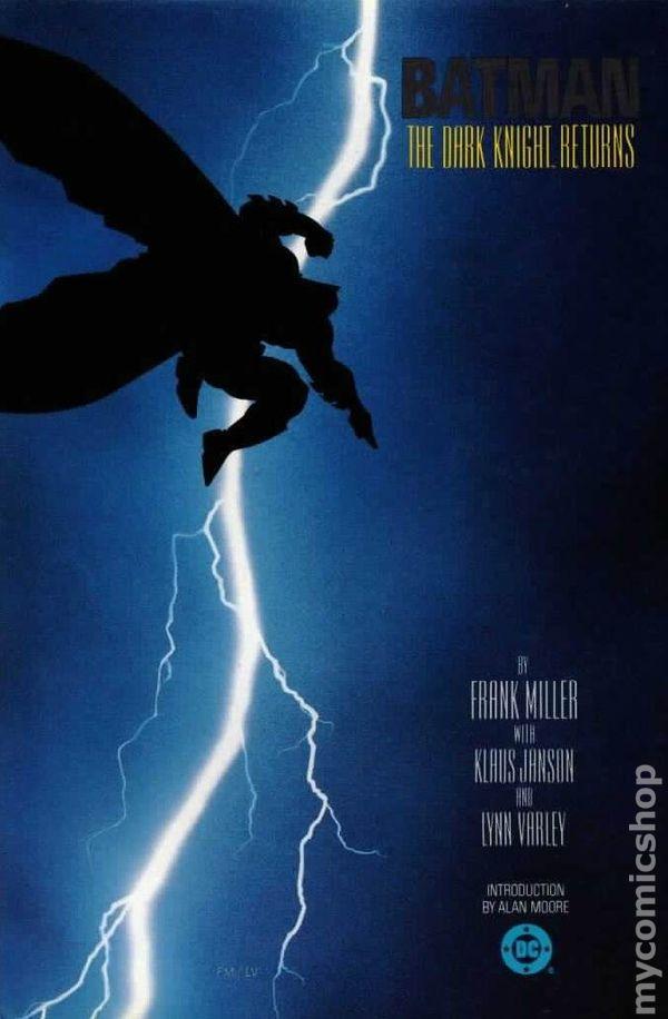 [Review] Batman : The Dark Knight Returns (1986) 855983