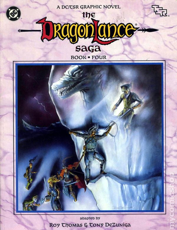 Comic Books In Fantasysword Sorcery