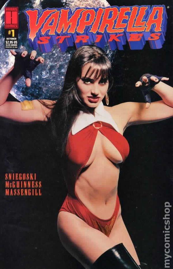 Vampirella Strikes 1995-1996 #2