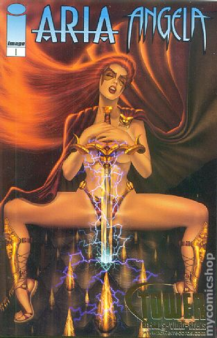 aria angela 2000 comic books