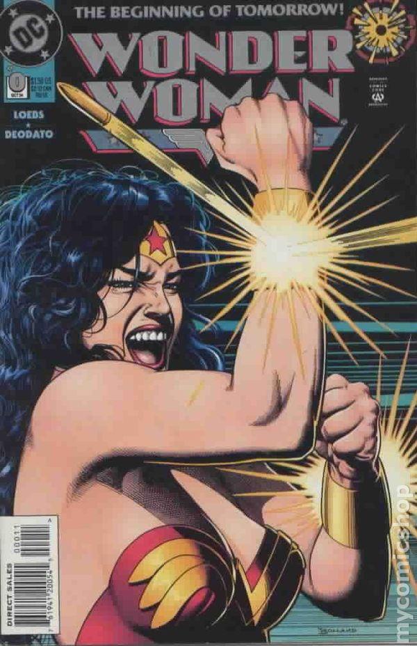 Wonder Woman 1987 2Nd Series Comic Books-7144