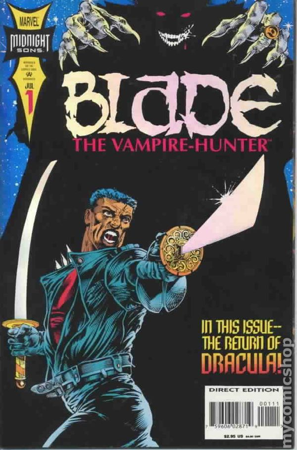 Image result for blade comic book issue