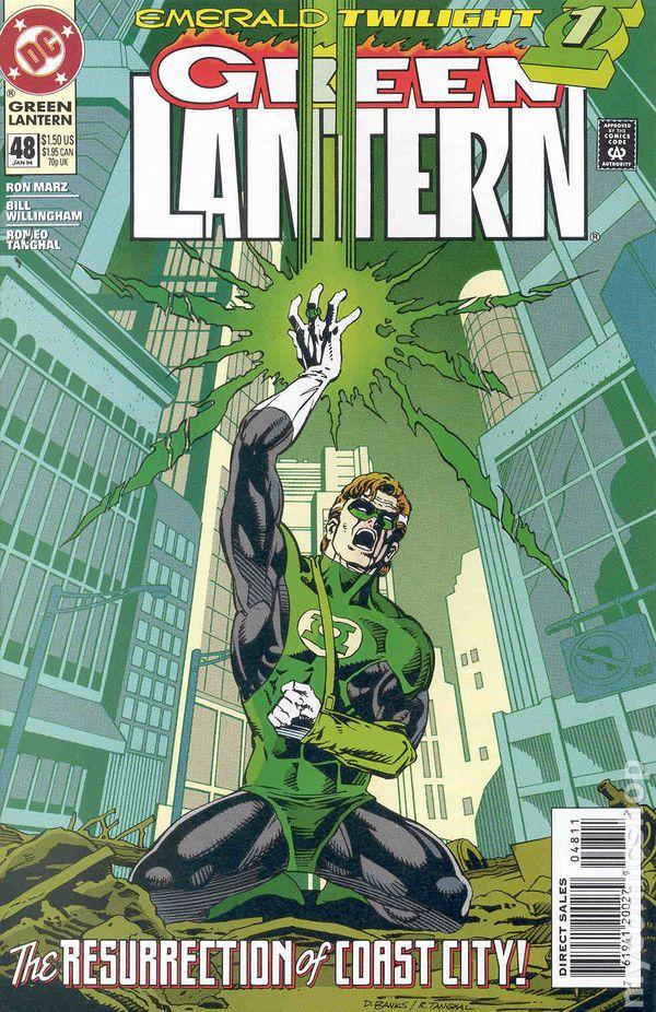 Green Lantern Ring Comic books in 'Green ...