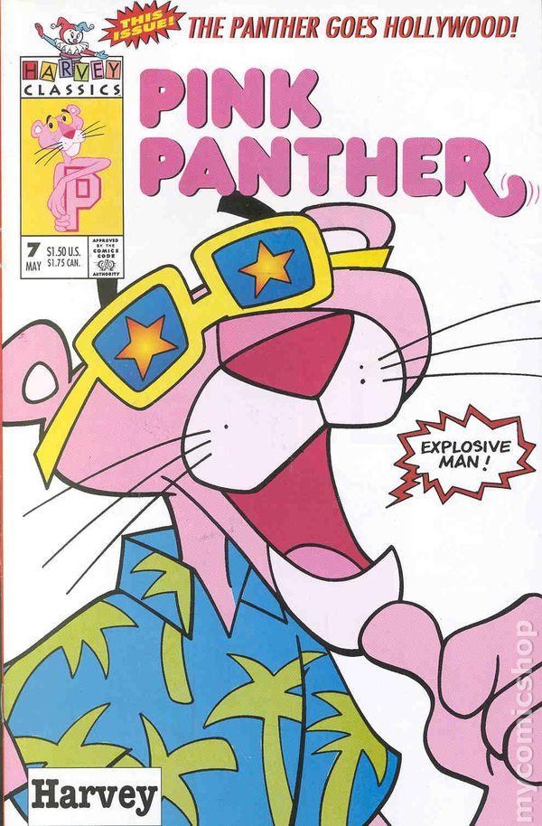Pink Panther #9 FN 1994 Stock Image