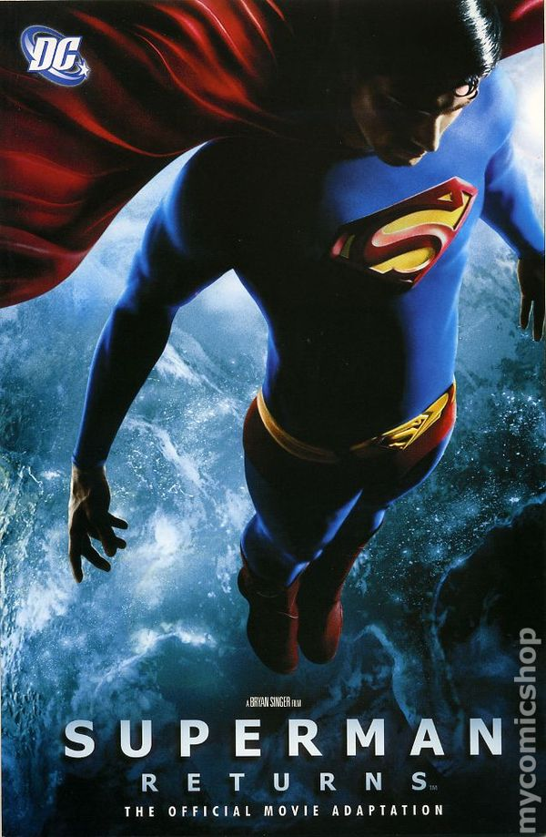 superman returns author - photo #13