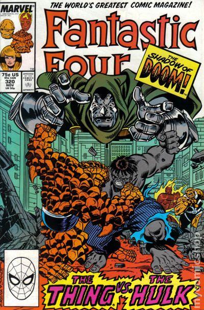 Comic books in 'Thing vs. Hulk: Pride Goeth Before the Fall'