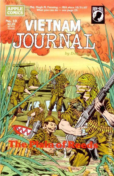 Vietnam Journal #3 FN 6.0 1988 Stock Image