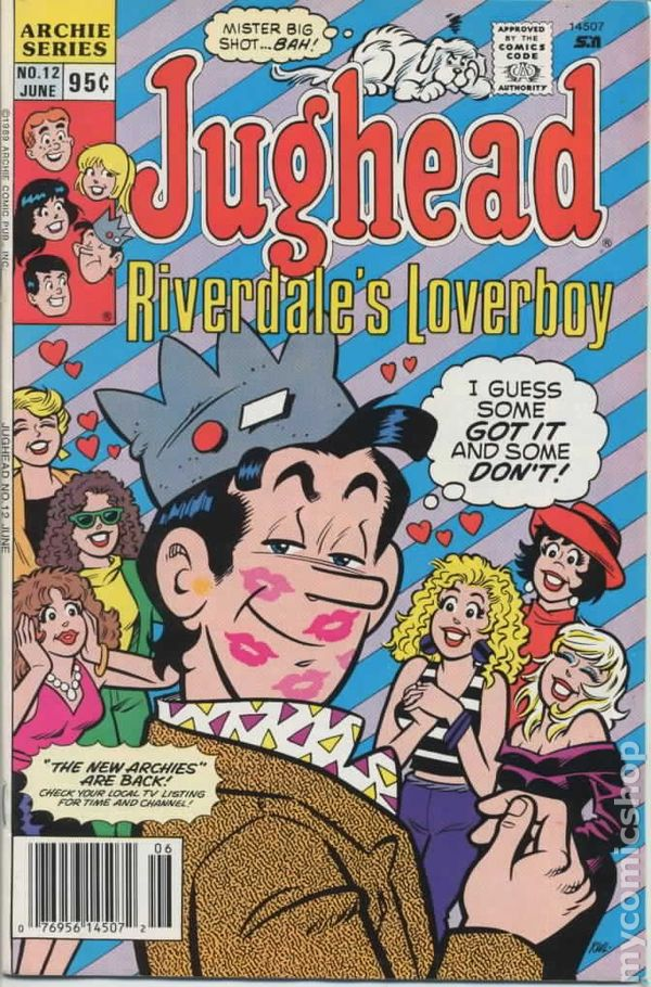 Jughead the lover