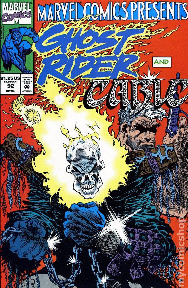 Marvel Comics Presents (1988) 72 CGC 9 6