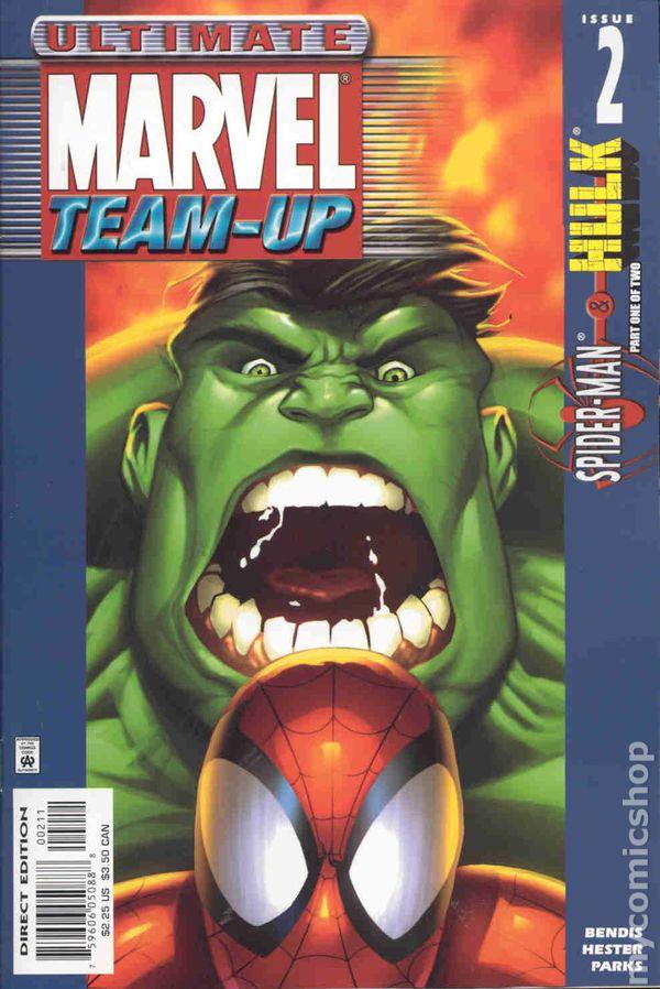 Green Mage Ultimate Marvel Team-U...
