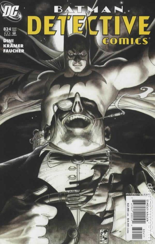Detective Comics 1937 1st Series 824