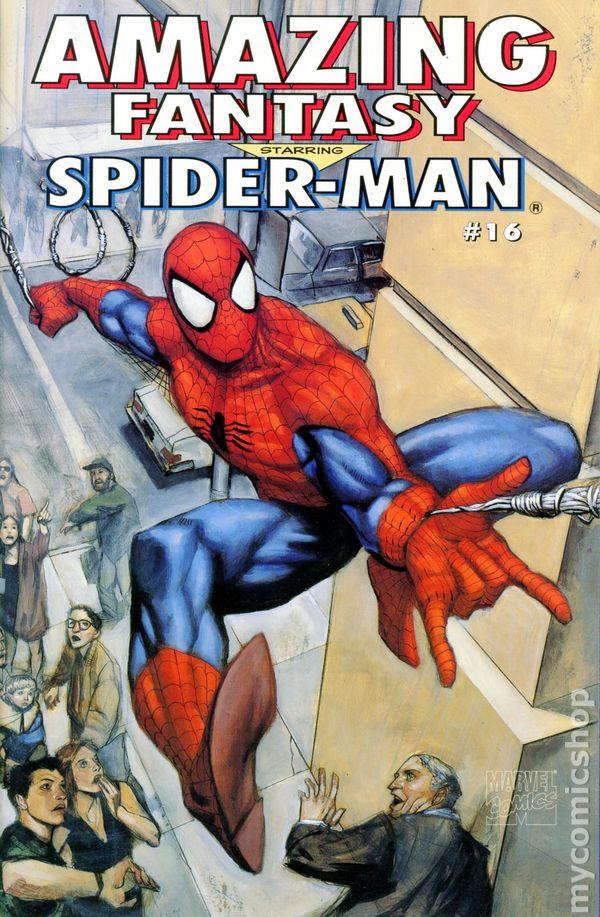 1962 spiderman comic book value