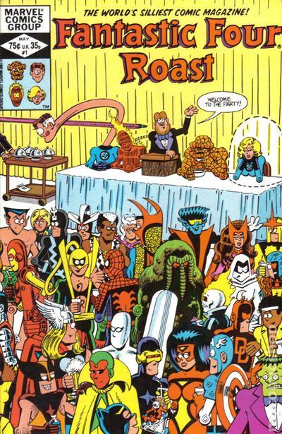 Image result for fantastic four 1982 comic