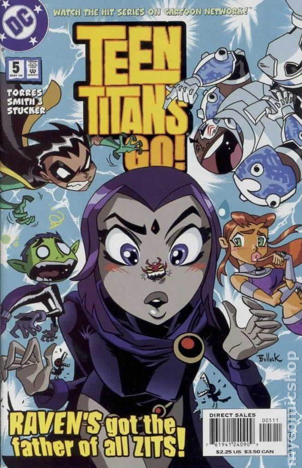 teen titans go april fools