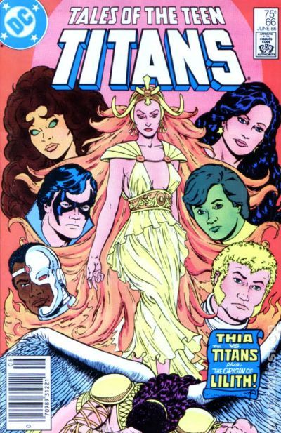 Good when Tales of the teen titans