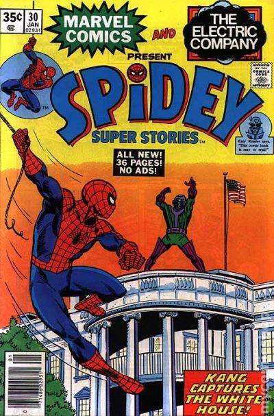 Spidey Super Stories 1974 30
