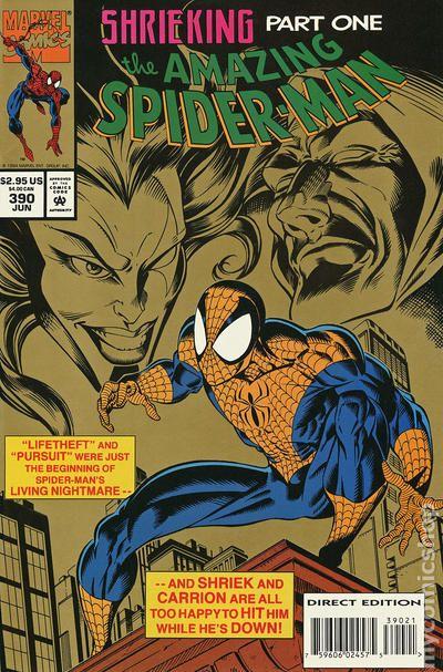 Amazing Spider Man 1963 1st Series Comic Books