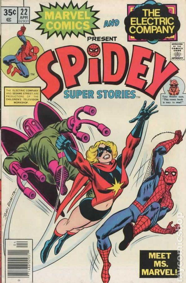Spidey Super Stories 1974 22