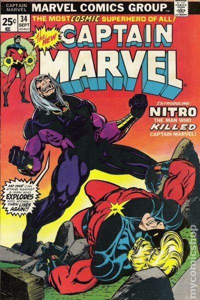 captain marvel 34