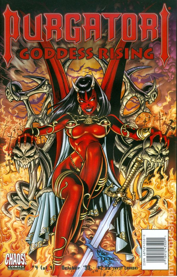 Comic books October 1999