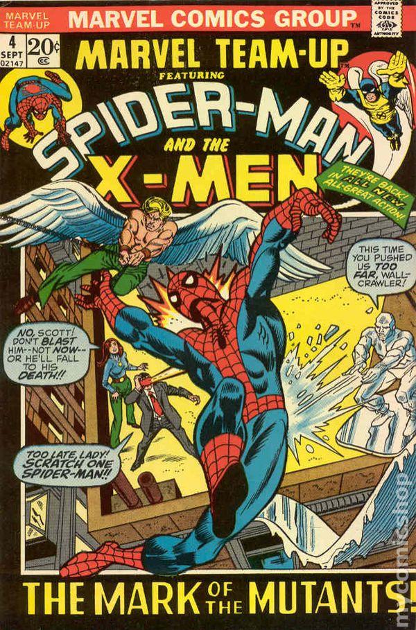 Marvel Team Up 1972 1st Series Comic Books