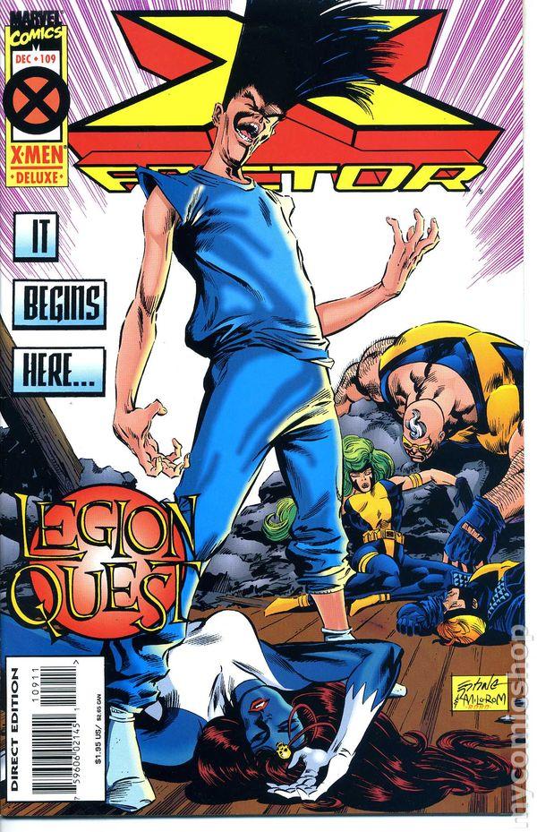 X Men Legion