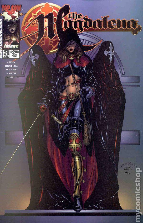 Magdalena 2000 1st Series Comic Books