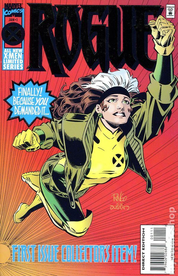 X Men 2000 Rogue Rogue (1995 Marvel) 1s...