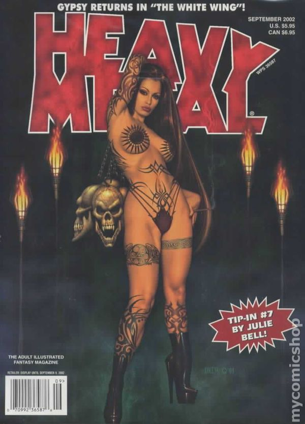 Heavy metal special