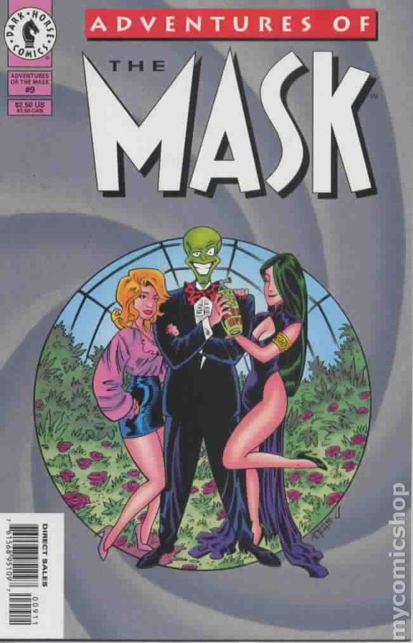 Adventures Of The Mask 1996 Comic Books