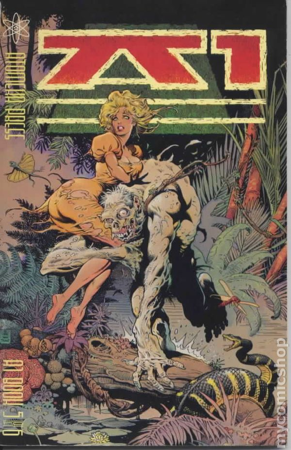 A1 (1989 Atomeka) comic books