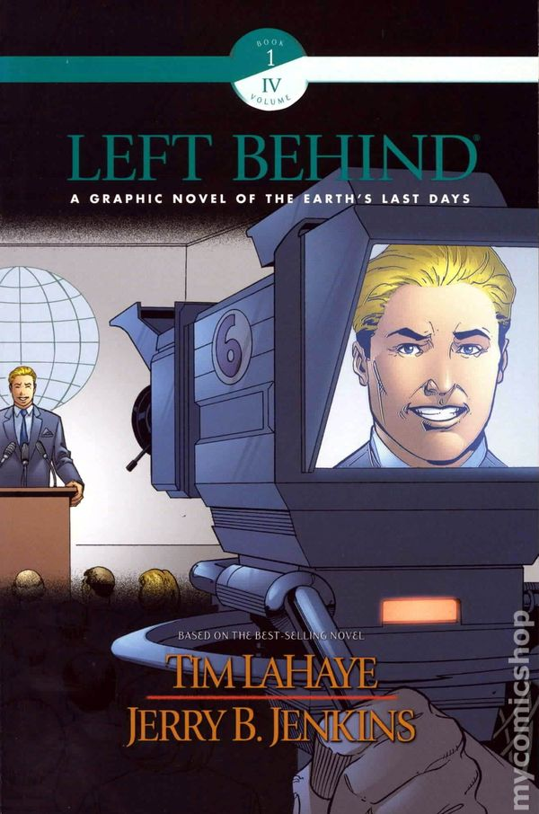 left behind 1 book report