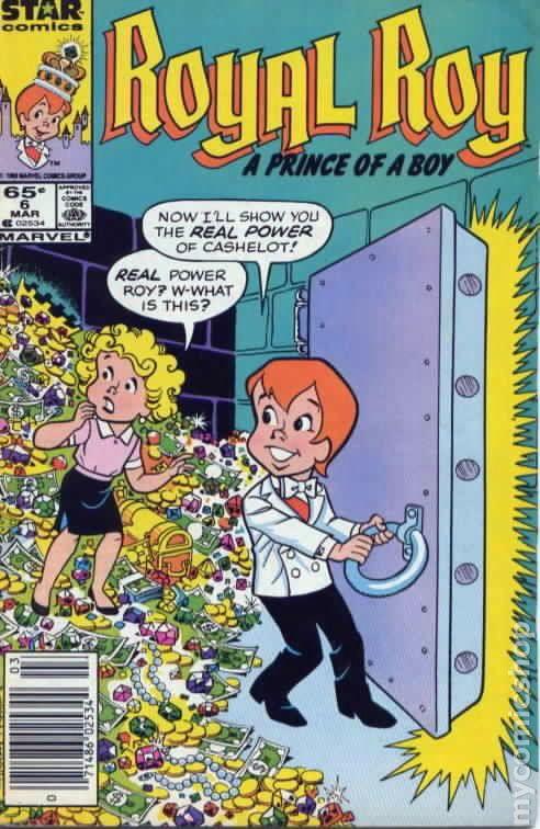 diagram of monopoly power royal roy  1985 marvel star comics  comic books  royal roy  1985 marvel star comics  comic books