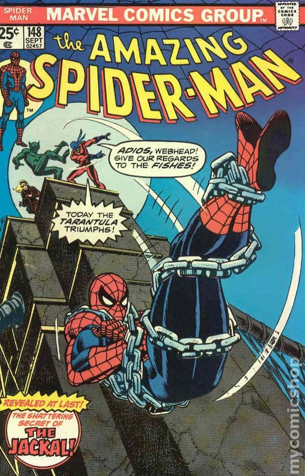 Comic Books In Spider Man Clone Saga