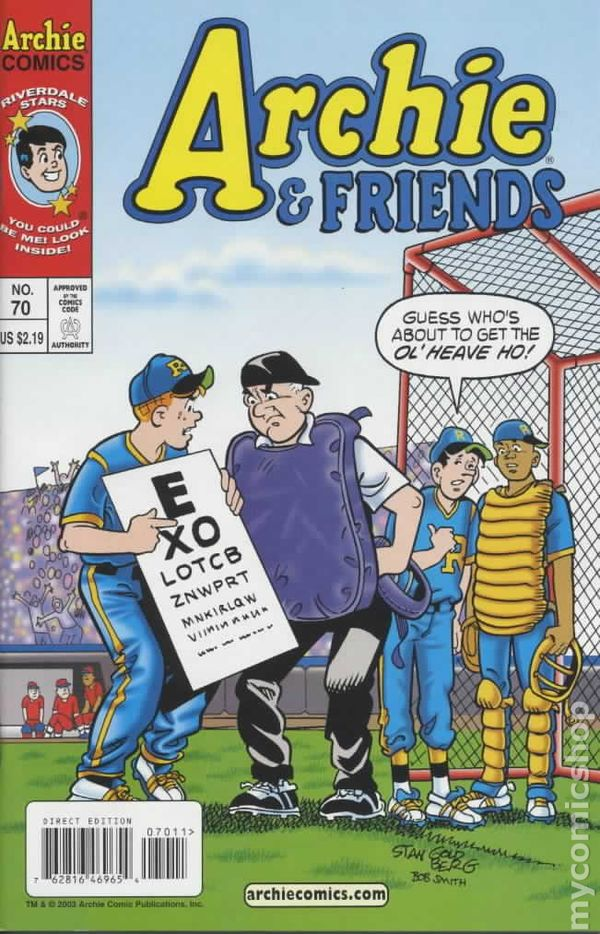 Archie And Friends 1991 70