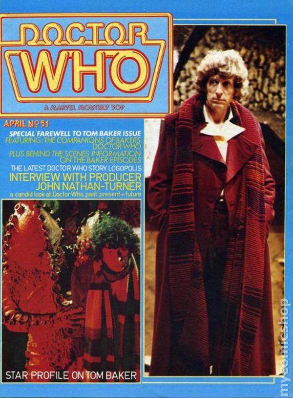 bdae7ccc1616f6 Doctor Who (1979-Present Marvel UK) Magazine comic books