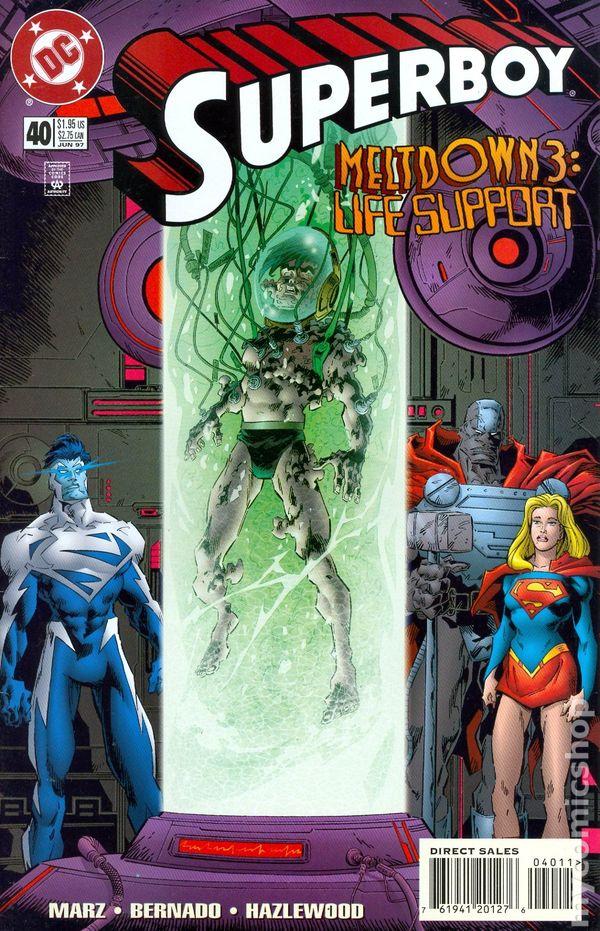 Superboy 1994 3rd Series 40