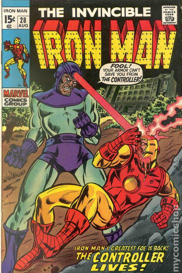 IRON MAN COMIC BOOK PDF DOWNLOAD