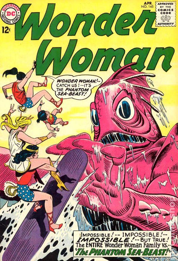 Wonder Woman 1942 1St Series Dc Comic Books-2800